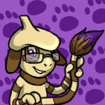 Pokefarm Q Commission: Artsy Smeargle by RessQ