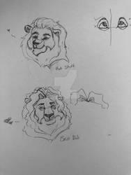 Stop lion around~