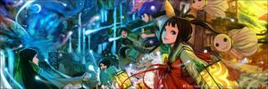 Xiao-Lin : Kami-Sama Serie