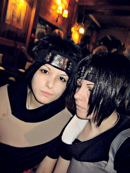 Shisui Uchiha and Itachi Uchiha Cosplay  1 by Zombie-UchihaShisui Uchiha And Itachi