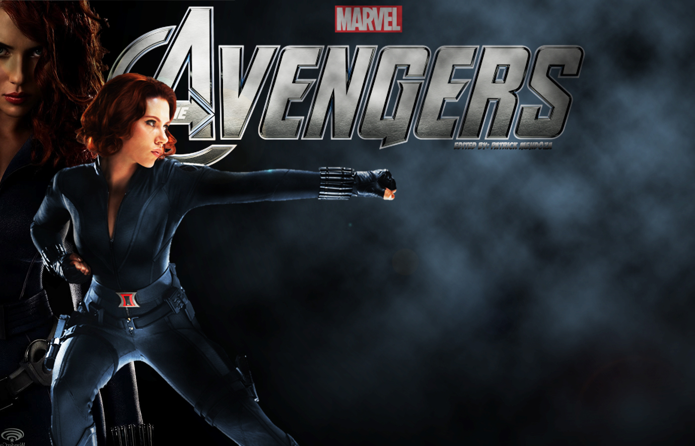 The Avengers Wallpaper Black Widow By Neillan On Deviantart