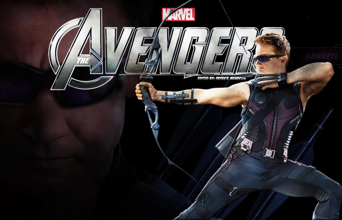 the avenger wallpaper (hawkeye)neillan on deviantart