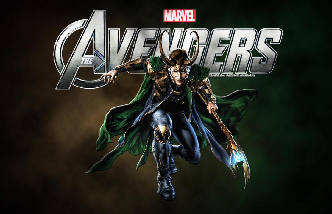 Amazing Wallpaper Marvel Loki - the_avenger_wallpaper__loki__by_neillan-d4xmn95  Image_371956.jpg