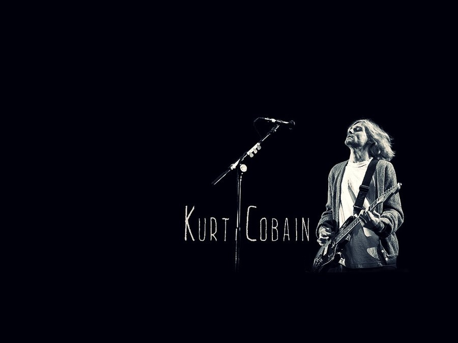 Kurt Cobain Wallpaper By Adriannazajac