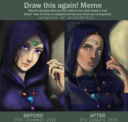 Meme Before And After By Bampire