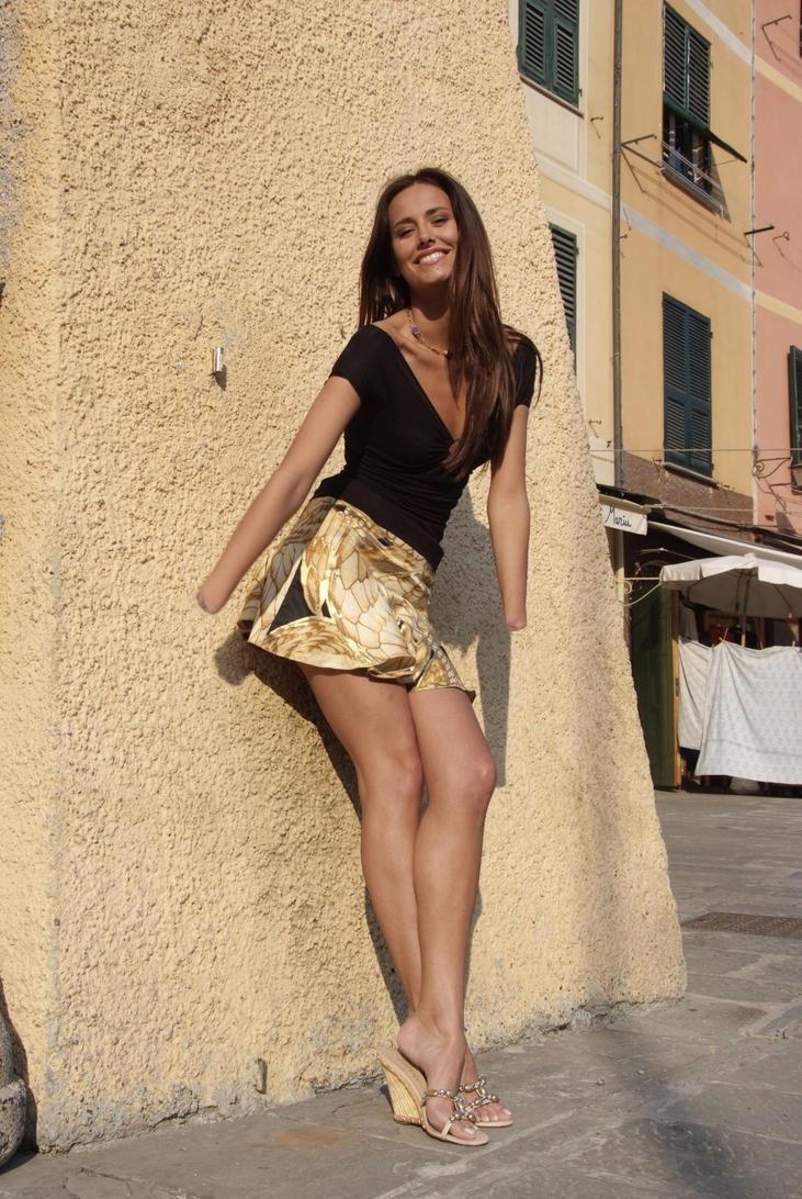 Met her in hot mediterranean sun... by BWDadmirer