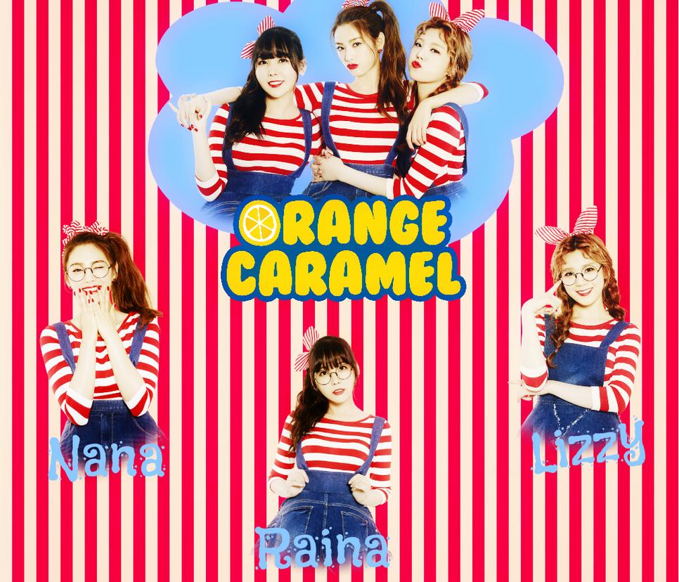 Orange Caramel by torixyz
