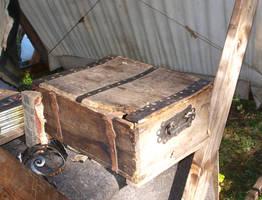 Wiking treasure chest 1 by da-toss-stock