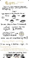 Eye tutorial of sorts uh