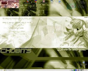 Chobits Desktop