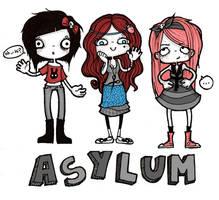 asylum girls