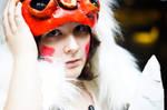 San -Princess Mononoke 03 by Corky-Lunn