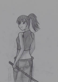 Sketch Katana