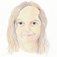 Portrait of Sarah by Benjorr