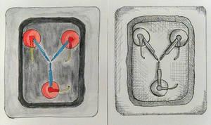 Study in Flux Capacitance by Benjorr