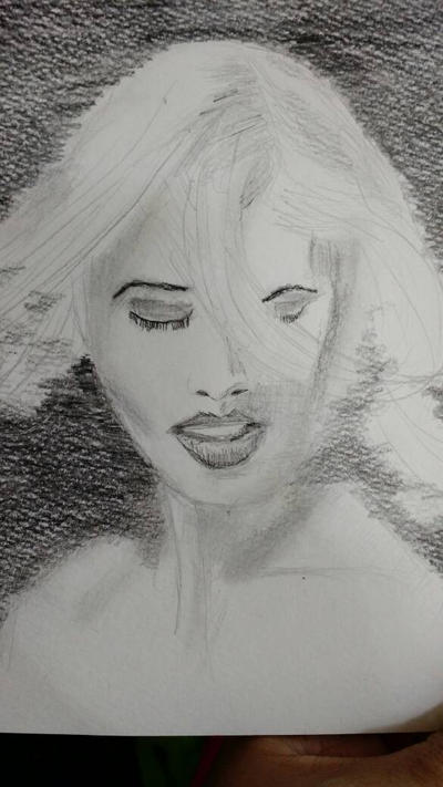 portrait in motion by Benjorr