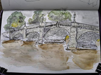 Richmond Bridge, UK