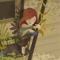 Young Poison Ivy by C100D17
