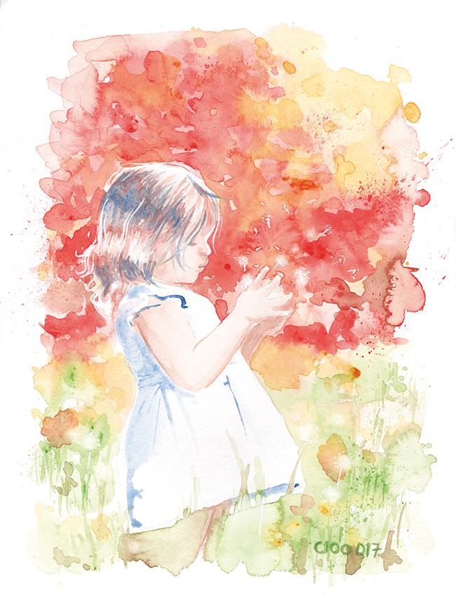 BabyGirl-Dandelion-By-C100D17 by C100D17