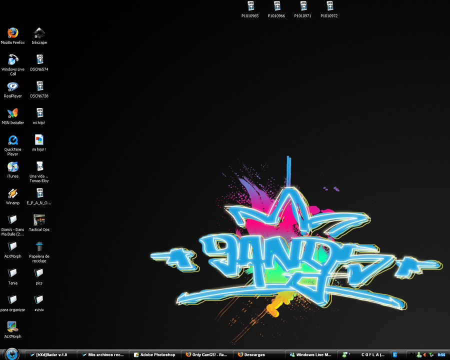 desktop3 by GanGGs