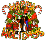 Happy Holidays from the Alters [SP]