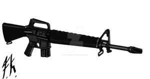 M16A1