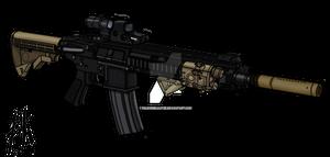 HK416 DEVGRU