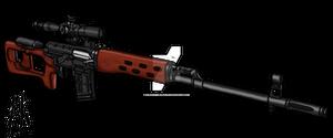 Dragunov SVD-63