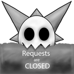 :stamp: Skull - requests are closed by TheFailedDream