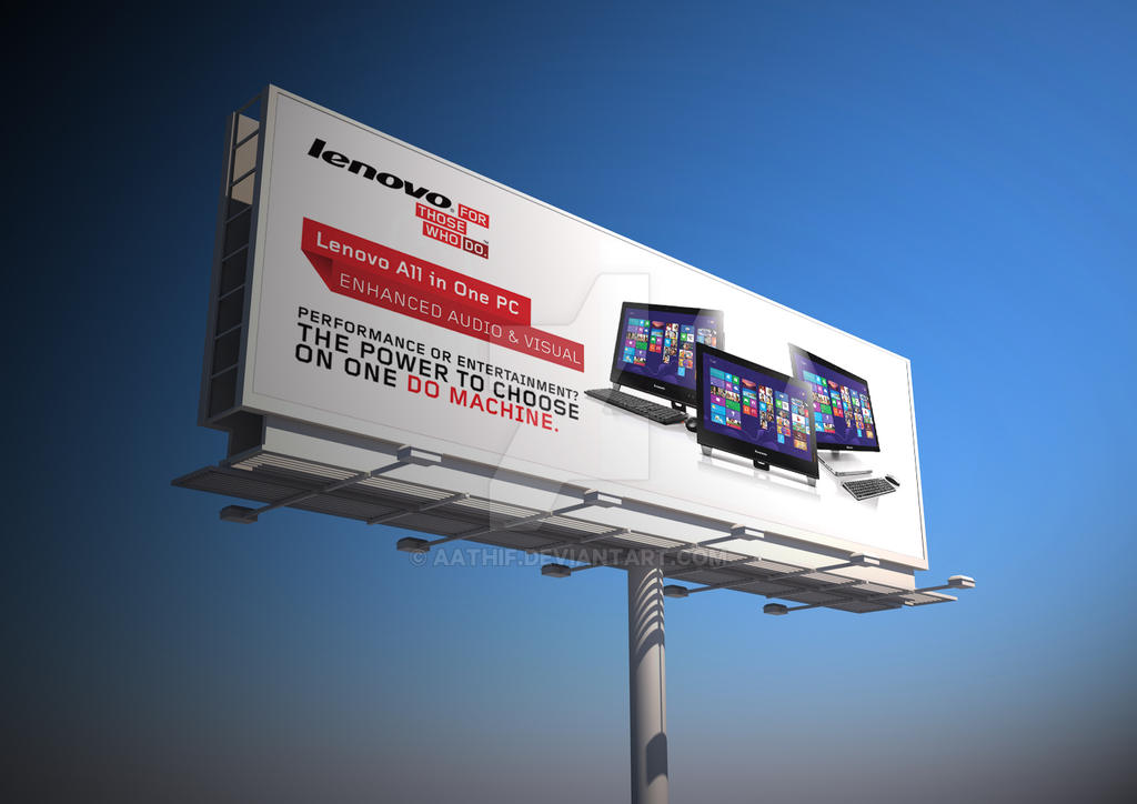 Billboard Mock Up_1 by aathif