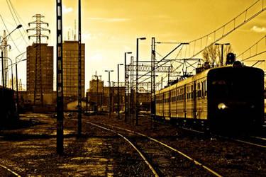 Industrial Lodz by malanski