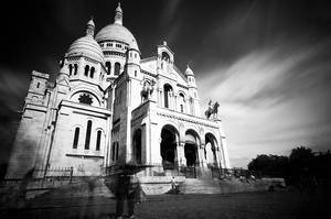 Sacre-Coeur - Montmartre by malanski