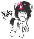 Yuki:-be a PONY too-