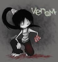 :D.W. FC---Venom: by PPGxRRB-FAN