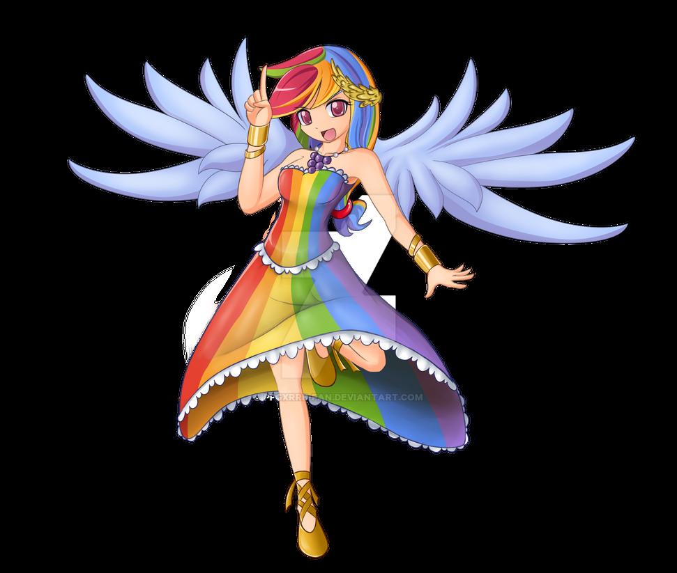 rainbow dash gala dress human wwwpixsharkcom images