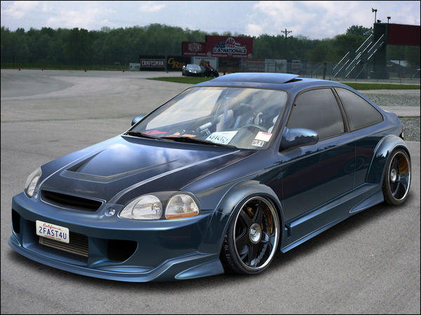 Honda Civic 1998 Hatchback Custom Www Pixshark Com Images Galleries With A Bite