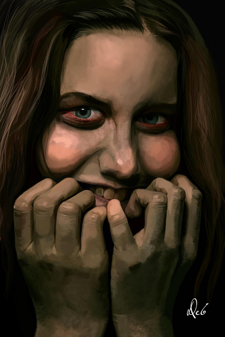 Portrait by debandsketches