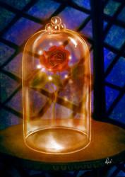 La Rose by debandsketches