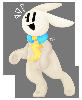 now whos this lil guy? [gift for lupisvulpes]