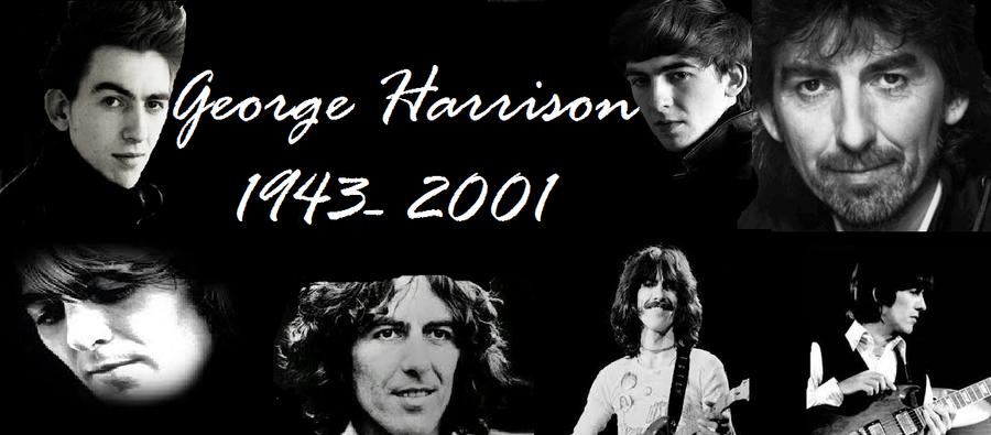George Harrison 1943 2001 By Cammymusic