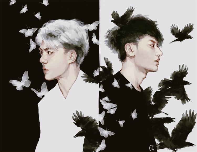 prince exo wallpaper-#11