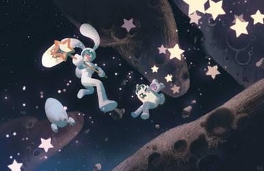starcatchers by genicecream