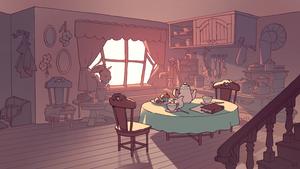 a little cottage (1/2)