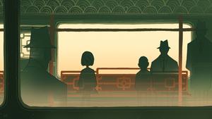 spirit station train