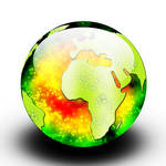 world orb colorful