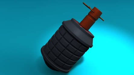 type 97 japanese grenade by keitaru-san