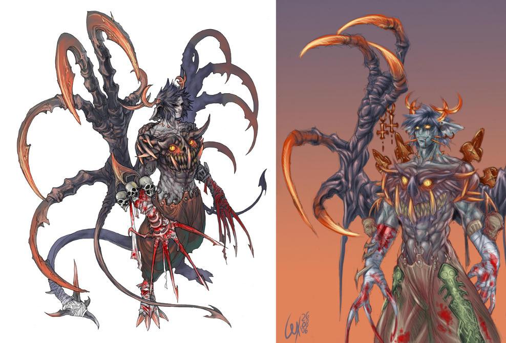 Behemoth by LexDarc