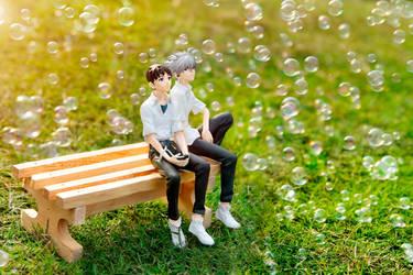 Secrets of love by HinagikuPhotograhy