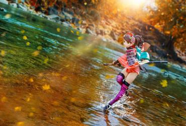Way of the samurai by HinagikuPhotograhy