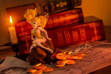 Fairy Light by HinagikuPhotograhy